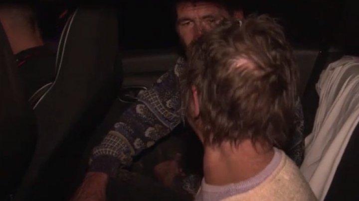 El cu capul spart, ea cu ochiul vânăt. Doi boschetari din Capitală, în centrul unui SCANDAL (VIDEO)