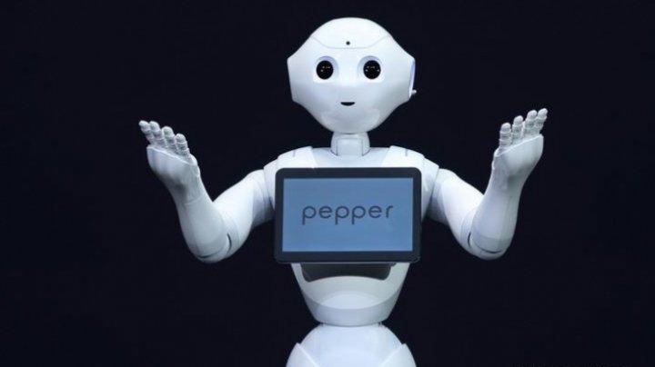 Guvernul japonez a decis: Roboţii îi vor învăţa engleză pe copii