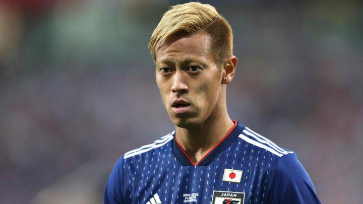 Japonezul Keisuke Honda va fi jucător pe un continent şi selecţioner pe altul