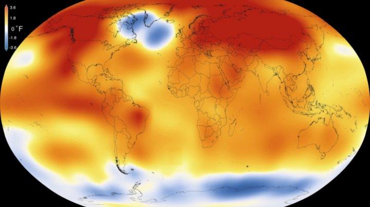 Scenariu sumbru: Apocalipsa climatică va reduce populația Terrei la 1 miliard de oameni