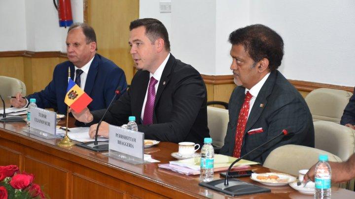 Tudor Ulianovschi: Republica Moldova are ce oferi pieţei agricole din India