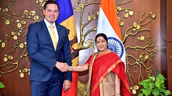 Tudor Ulianovschi: Suntem interesaţi să atragem investiţii din India