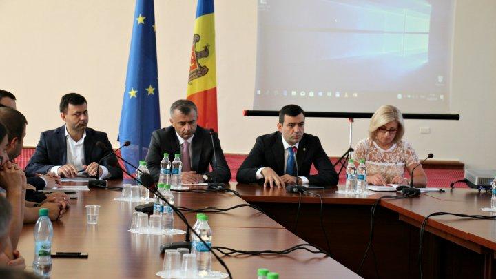 Chiril Gaburici, către reprezentanții ÎMM-urilor: Reforma pro-business este o gură de oxigen, care va permite mediului de afaceri să crească și să se dezvolte