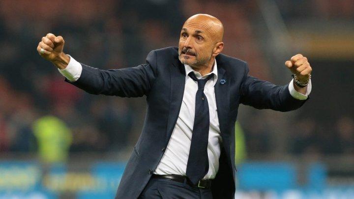 Antrenorul Luciano Spalletti şi-a prelungit contractul cu Inter Milano