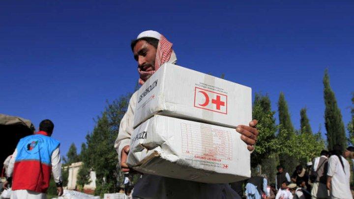 Talibanii au anunțat că îşi retrag protecţia pentru Crucea Roşie în Afganistan