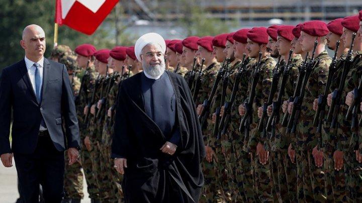 Guvernul Elveţiei recomandă companiilor să continue relaţiile cu Iranul, în ciuda deciziei SUA