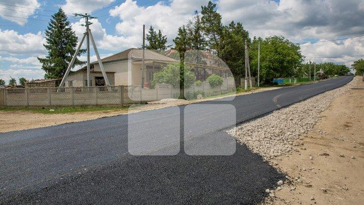 Drumuri bune pentru Moldova: Dubăsari este primul raion în care au fost finalizate toate lucrările de reparație a drumurilor