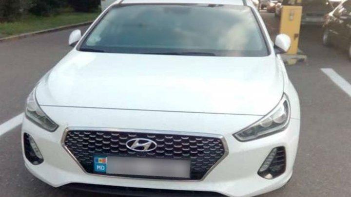 O mașină căutată de autoritățile din Danemarca, descoperită la vama Albița. Cine se afla la volan