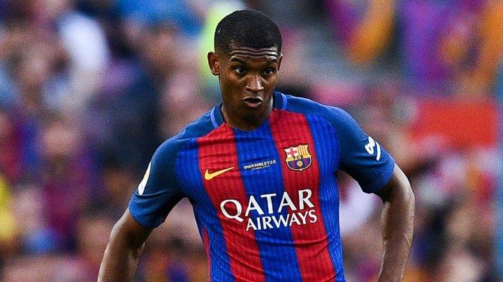 FC Barcelona l-a cedat pe brazilianul Marlon Santos la Sassuolo