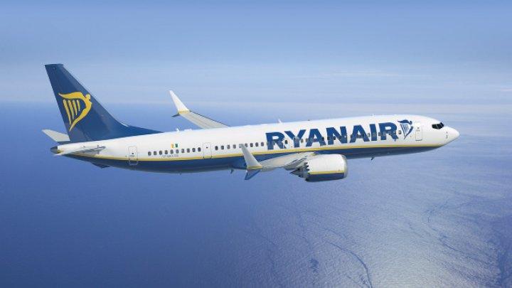 GREVELE din Germania. Ryanair va anula vineri aproape 400 de curse aeriene