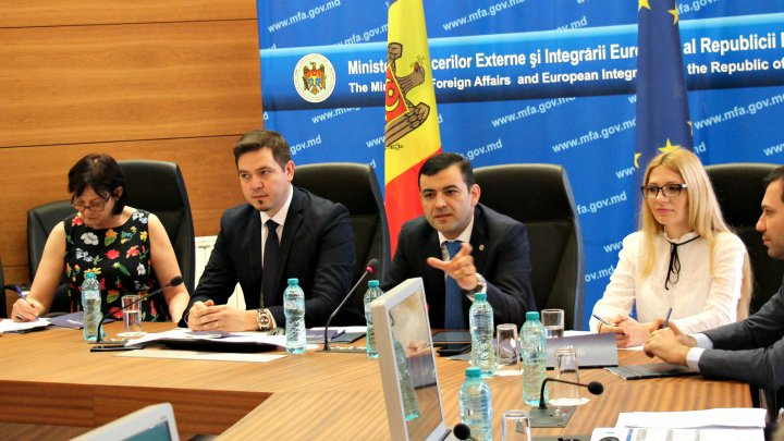 Chiril Gaburici: Am stabilit indicatori de PERFORMANŢĂ, ca să putem monitoriza corect munca atașaților economici
