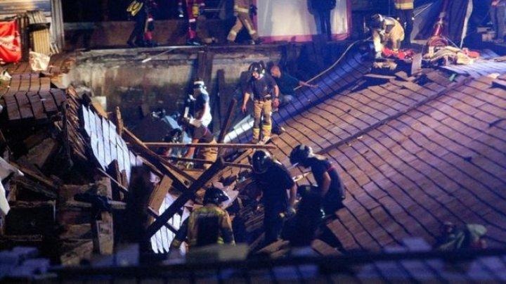 Festival încheiat TRAGIC! Peste 130 de persoane au fost rănite după prăbușirea unei platforme