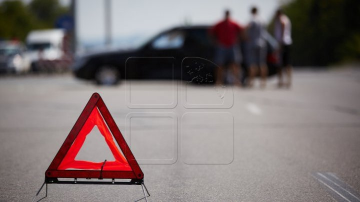 InfoTrafic: Accident rutier în centrul Capitalei. Pe ce străzi se circulă cu dificultate
