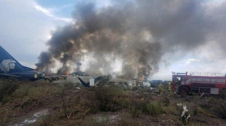 11 pasageri care au supravieţuit accidentului aviatic din 31 iulie dau în judecată compania Aeromexico