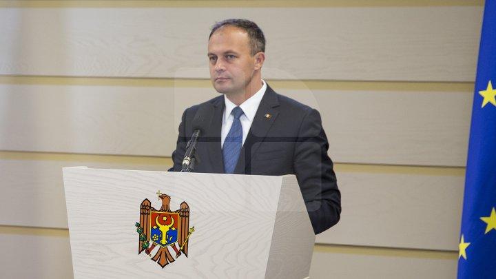 Andrian Candu: Deputaţii au revizuit peste 400 de amendamente în sesiunea de primăvară