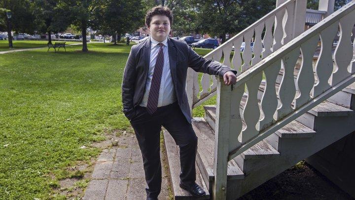 Candidat la 14 ani. Cine este adolescentul care vrea să fie guvernator al statului Vermont
