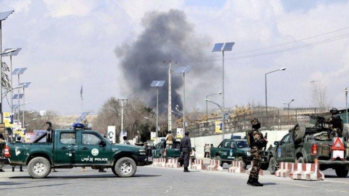 Forţele de securitate din Afganistan au pus capăt atacului asupra capitalei Kabul