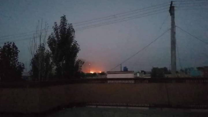 Talibanii au atacat orașul strategic Ghanzi. Mai multe persoane au fost ucise