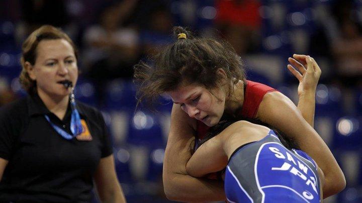 Luptătoarea Anastasia Nichita s-a calificat în finală la Mondiale