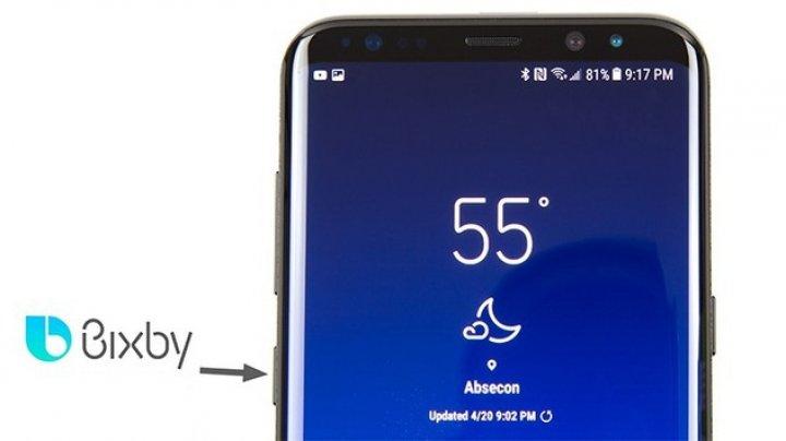 Cum să configurezi butonul Bixby pe Galaxy Note9