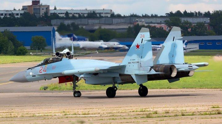 Japonia protestează împotriva staţionării avioanelor de luptă rusești Su-35S în sudul Kurilelor