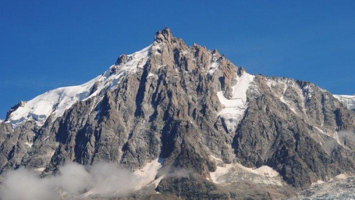 Canicula produce efecte în zonele înalte din Alpi. Ce se întâmplă acolo