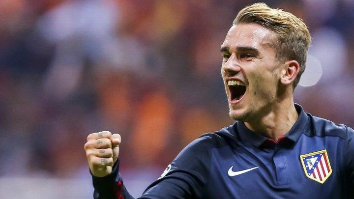 BOMBĂ în lumea fotbalului! Antoine Griezmann plecă de la Atletico Madrid