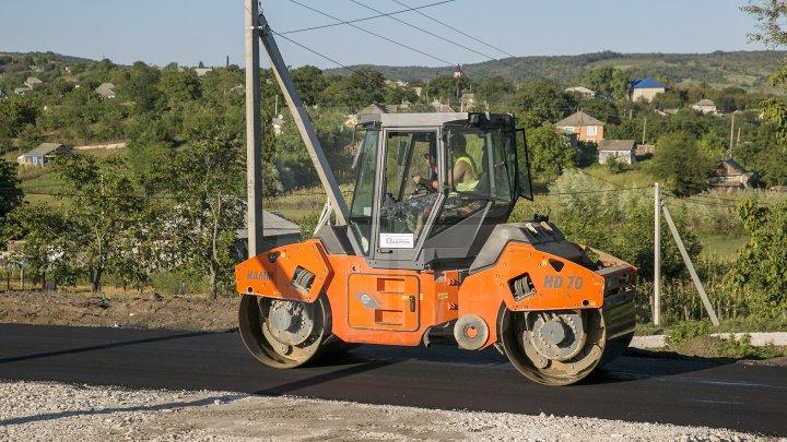 Chiril Gaburici: Îmi doresc ca proiectul Drumuri bune pentru Moldova să aibă continuitate, iar peste 4 ani în fiecare localitate să fie 4-5 km de drumuri asfaltate