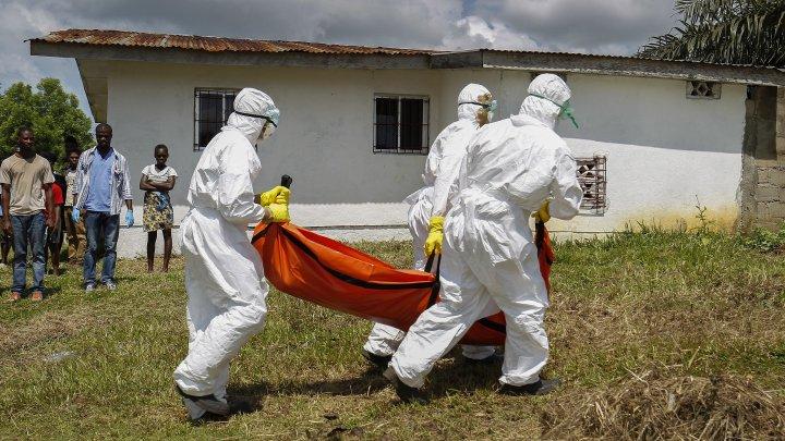 Ebola în Congo. Cel puţin 55 de oameni au murit din cauza febrei hemoragice