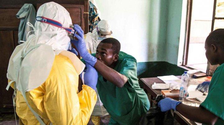 Trei noi cazuri de infectare cu virusul Ebola au fost confirmate în Africa