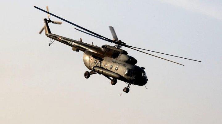 Elicopter PRĂBUŞIT în Japonia: 9 oameni au murit