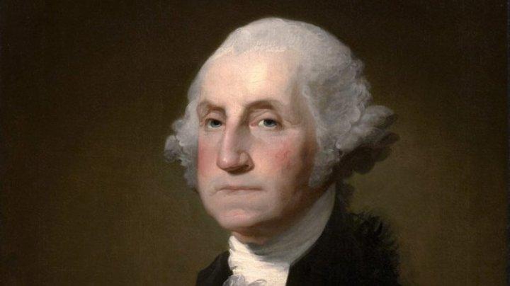 O monedă pe care apare George Washington, vândută la licitaţie pentru o sumă uriaşă