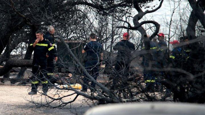 Acuză autoritățile de ucidere din culpă. Rudele victimelor incendiului din Grecia au dat în judecată statul elen