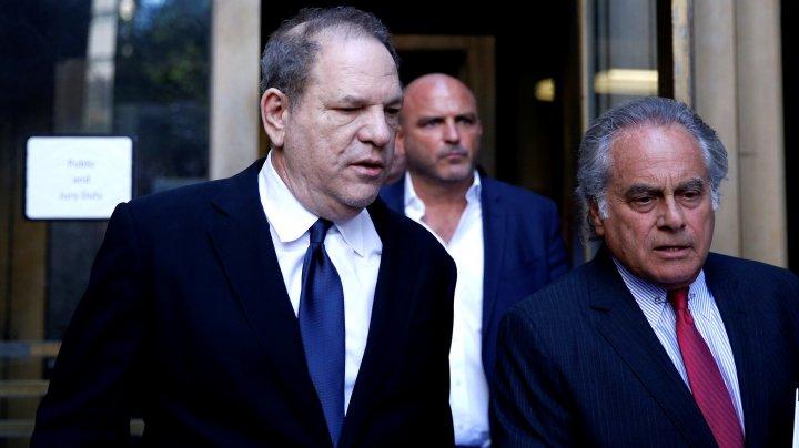 Fostul producător de film, Harvey Weinstein, va fi judecat pentru trafic de favoruri sexuale