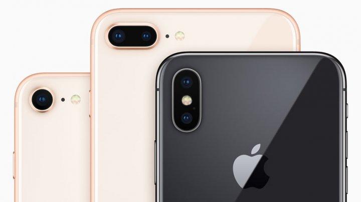 Apple ar pregăti lansarea a trei modele de iPhone, în luna septembrie