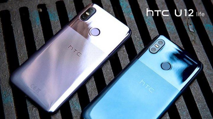 IFA 2018: HTC lansează smartphone-ul U12 Life, cu design ce combină iPhone X cu Google Pixel