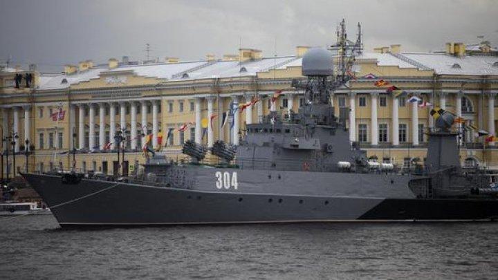 """SUA avertizează Rusia și cere să înceteze """"hărțuirea traficului maritim către Ucraina"""""""