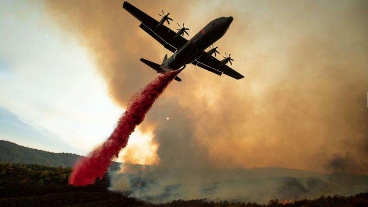 Prognoze sumbre: Când vor reuşi pompierii să stingă incendiu din California