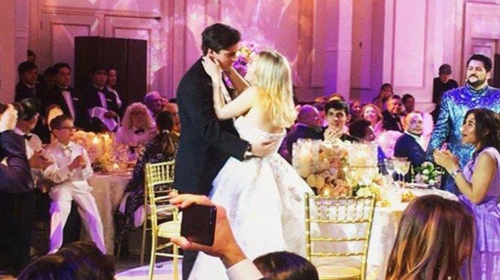 Nepoata unui oligarh rus a făcut o nuntă de milioane de lire sterline doar pentru a-şi face fostul iubit gelos
