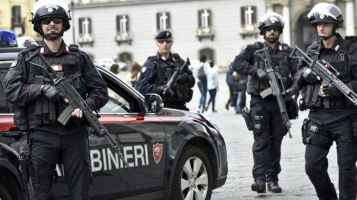 Un cetăţean român este cercetat în Italia pentru legături cu organizaţii teroriste islamice