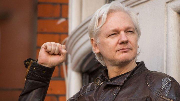 Fondatorul WikiLeaks ar putea da declaraţii în faţa unui comitet al Senatului SUA