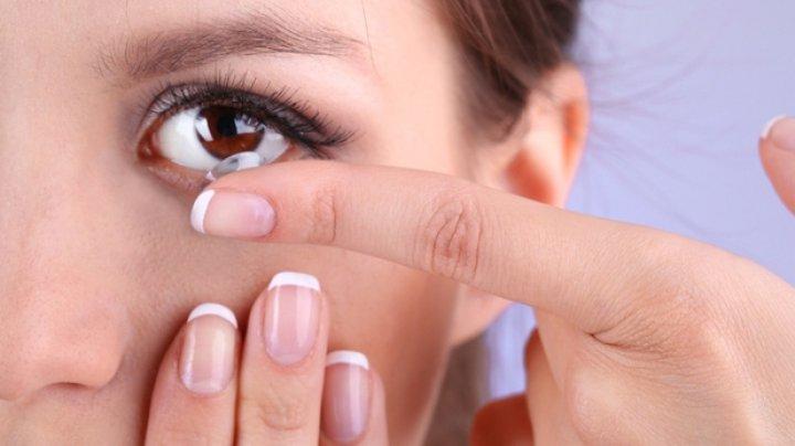 Bine de știut: Care sunt avantajele lentilelor de contact şi la ce riscuri te expui