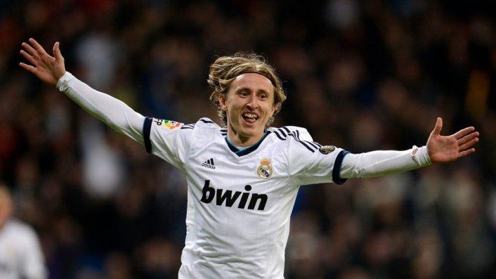 Liga Campionilor: Luka Modric, cel mai bun milocaş al sezonului 2017-2018