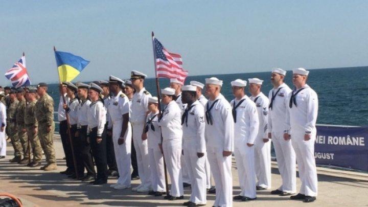 Incident la Constanţa de Ziua Marinei. Doi marinari au avut nevoie de îngrijiri medicale