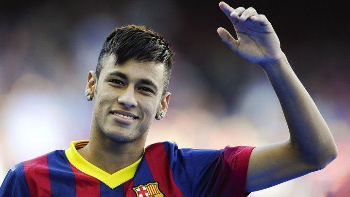 Atacantul brazilian Neymar, ambasador al Băncii Qatarului