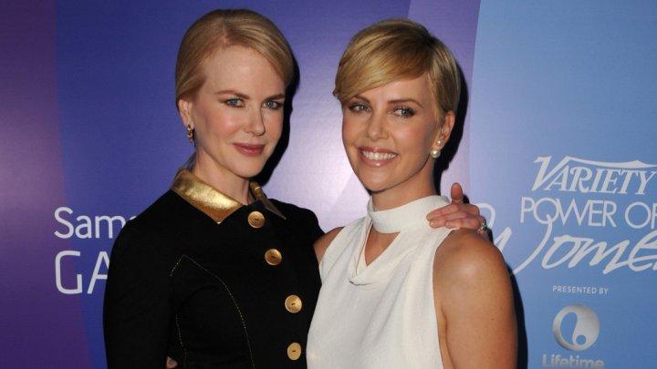 Nicole Kidman şi Charlize Theron vor juca într-un film despre scandaluri de hărţuire sexuală de la Fox News