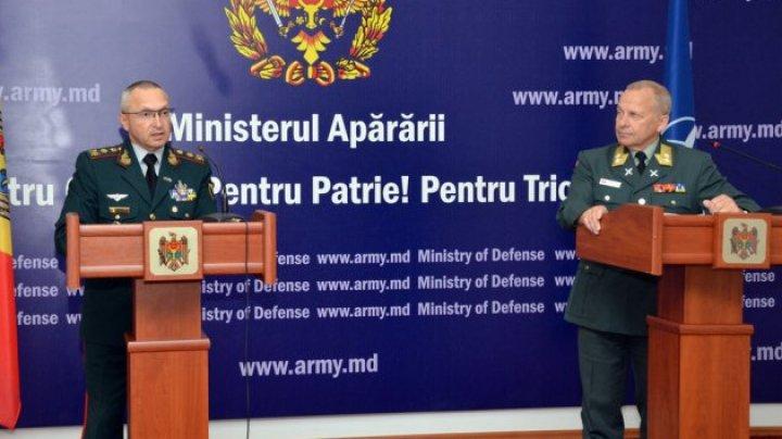 Generalul NATO, Odd Egil Pedersen: Cooperarea Moldovei cu NATO va fi întărită