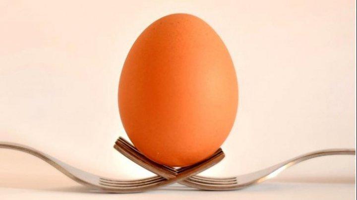 Bine de ştiut! Cum un singur ou îmbibat cu oțet îți poate salva viața