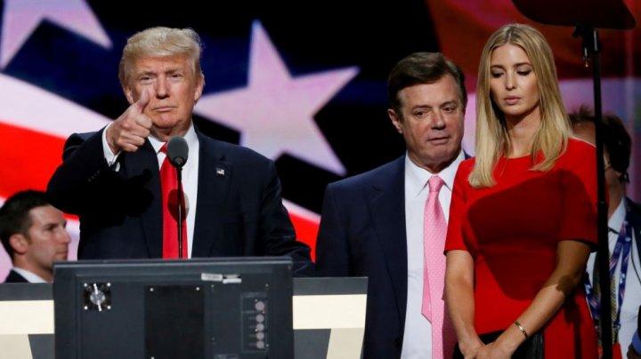 Fostul şef de campanie al preşedintelui SUA, Donald Trump, a fost condamnat pentru deturnare de fonduri