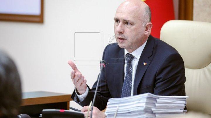Pavel Filip: Un cetățean al Republicii Moldova poate fi mândru astăzi de calitatea de stat asociat Uniunii Europene